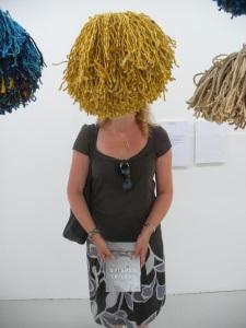 Textile Degree Show - Pompom Magritte