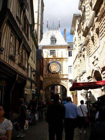 rue de Gros-Horloge